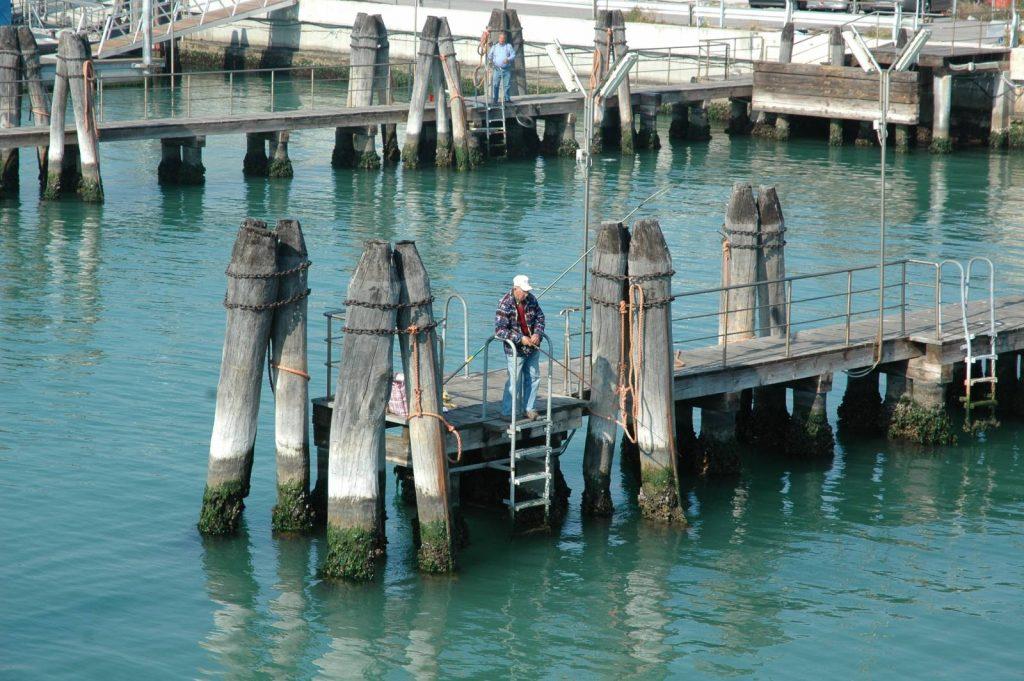 Uno tra i mogliori hot spot per la pesca della spigola in Italia