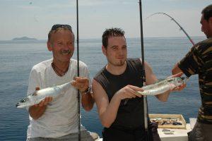 La pesca a light drifting in talune situazioni è un divertimento assicurato