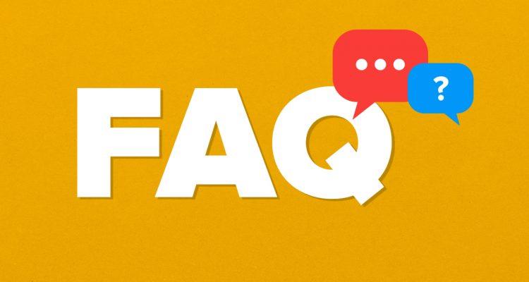 Le domande più frequenti, con le risposte più appropriate