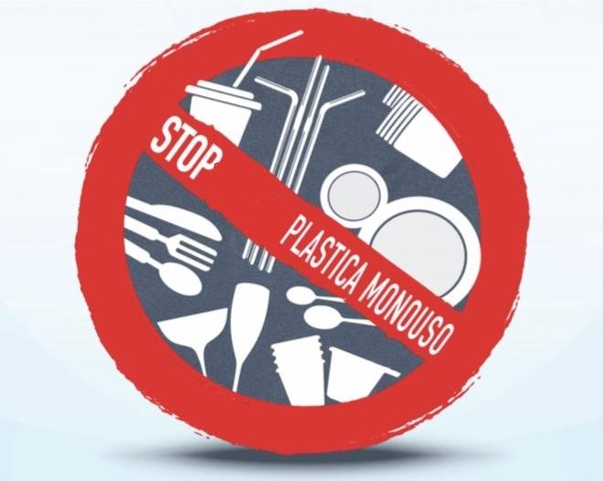 Plastica monouso stop