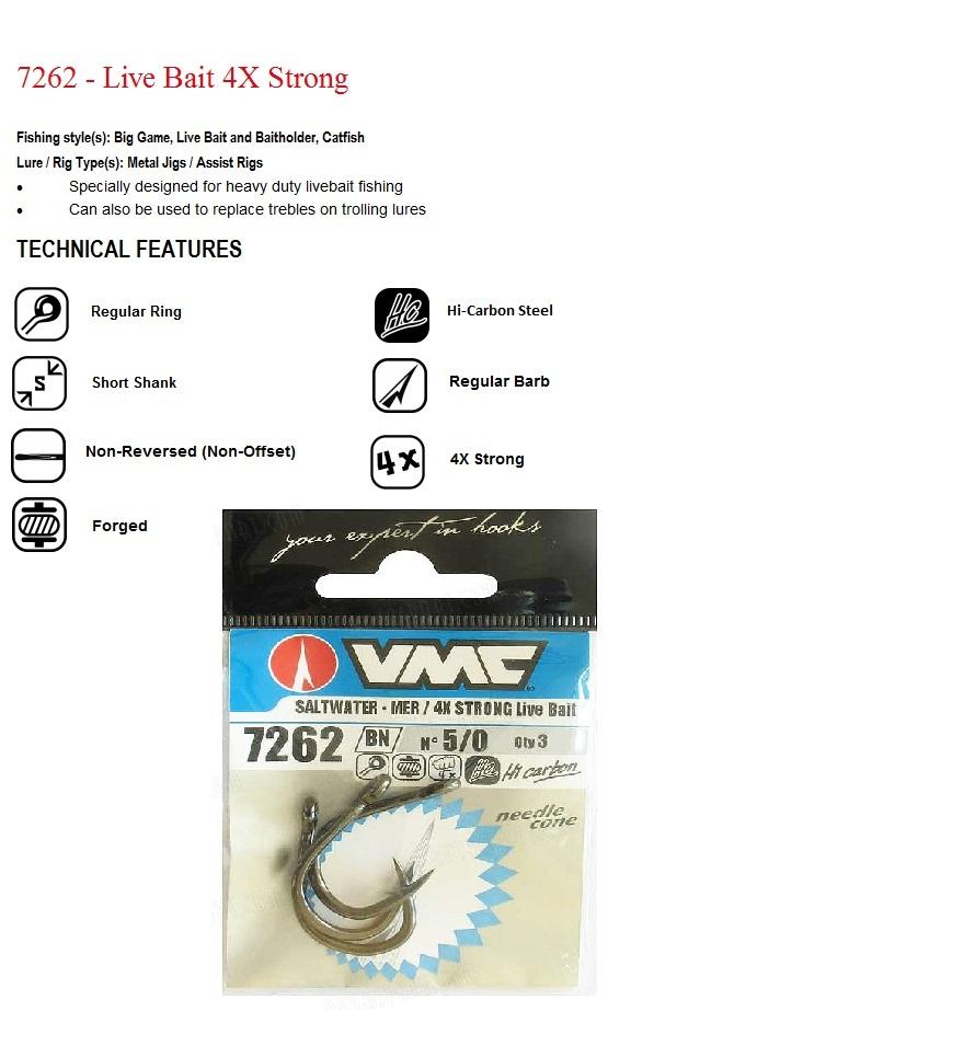 VMC Hook 7262