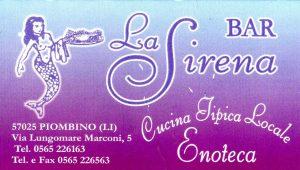 Bar Ristorante La Sirena Piombino