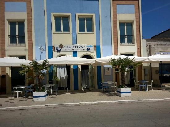 La Stiva ristorante a San Benedetto