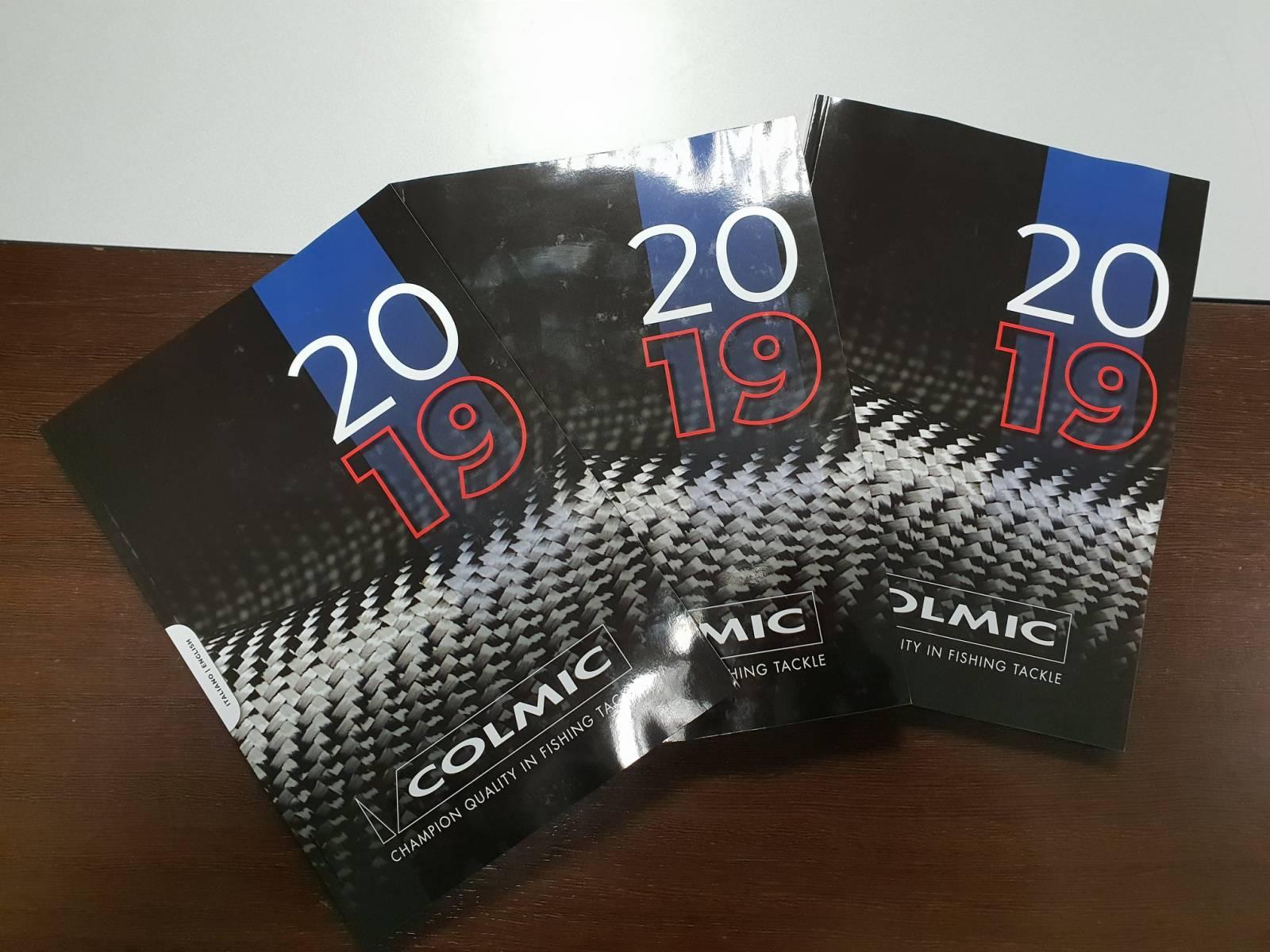 Catalogo Colmic 2019